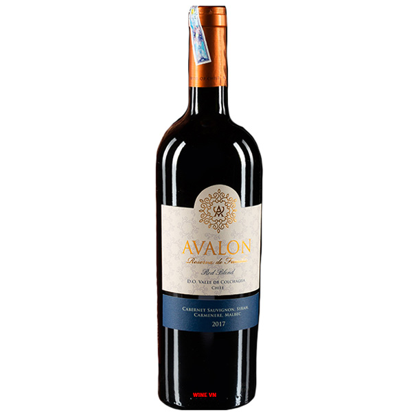 Rượu Vang Avalon Reserva Red Blend