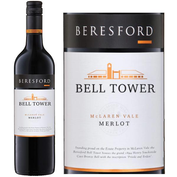 Rượu Vang Beresford Bell Tower Merlot