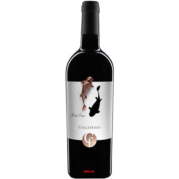 Rượu Vang CF Collefriso IN & OUT