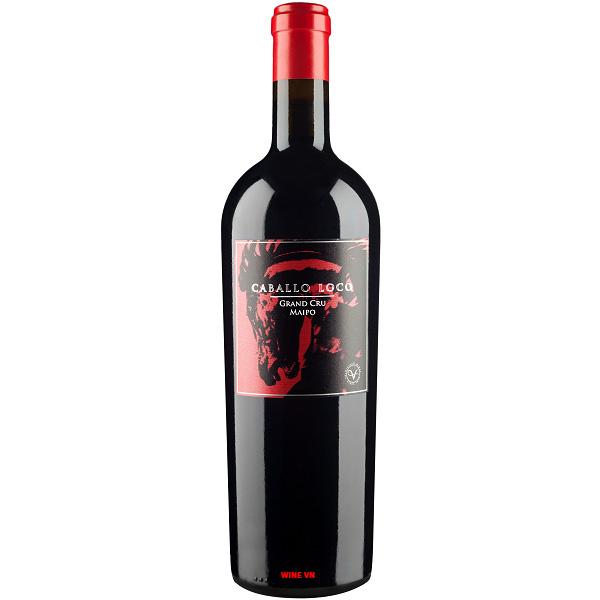 Rượu Vang Caballo Loco Grand Cru Maipo