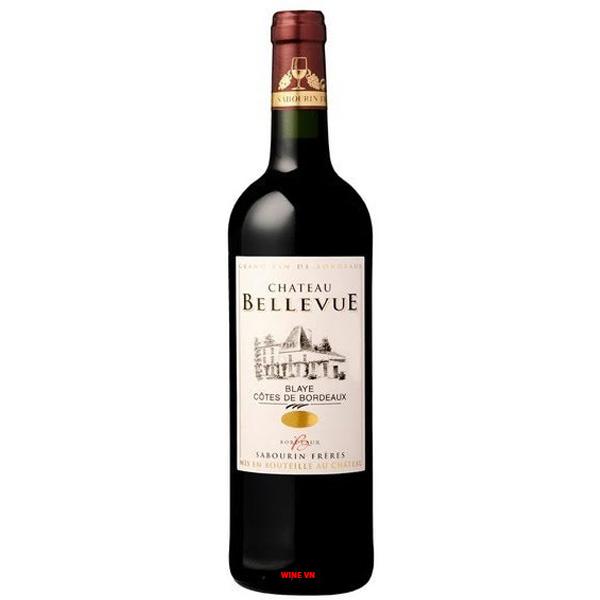 Rượu Vang Chateau Bellevue