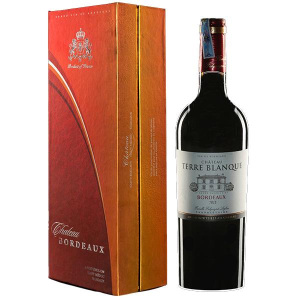 Rượu Vang Chateau Terre Blanque