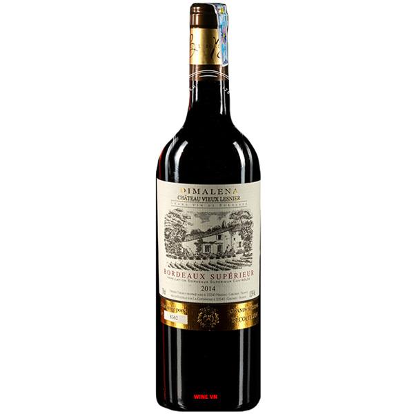 Rượu Vang Chateau Vieux Lesnier Dimalena