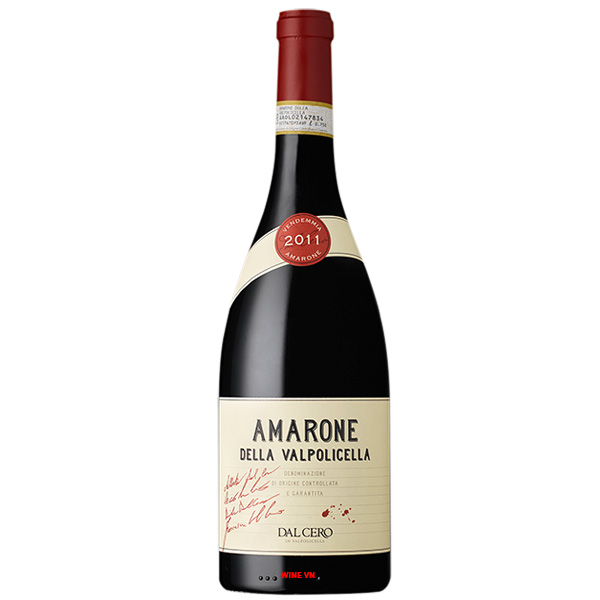 Rượu Vang Dal Cero Amarone Della Valpolicella