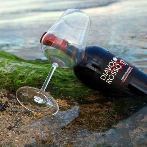 Rượu Vang Diavolo Rosso 17