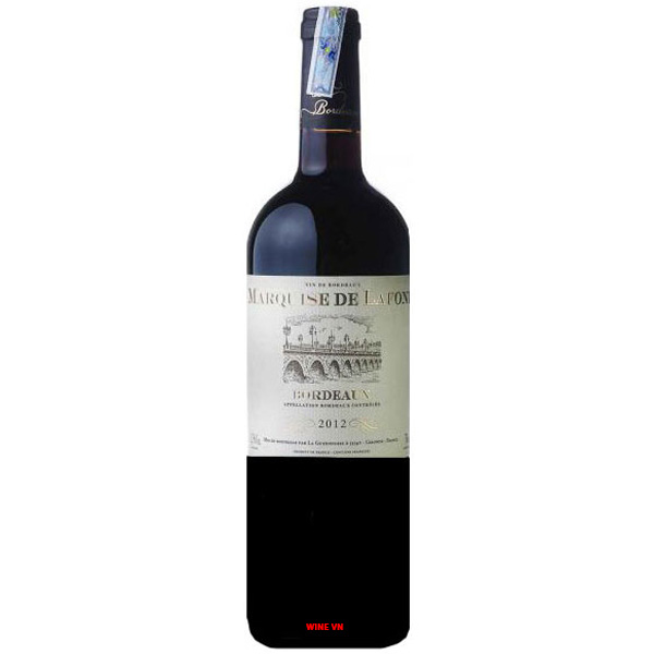 Rượu Vang Marquise De Lafond