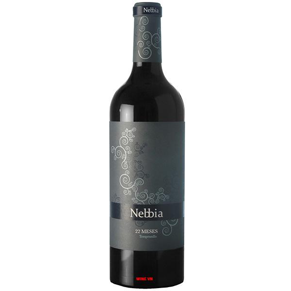 Rượu Vang Nebbia 22 Meses