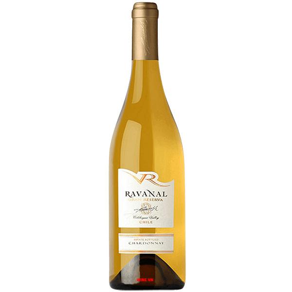 Rượu Vang Ravanal Gran Reserva Chardonnay