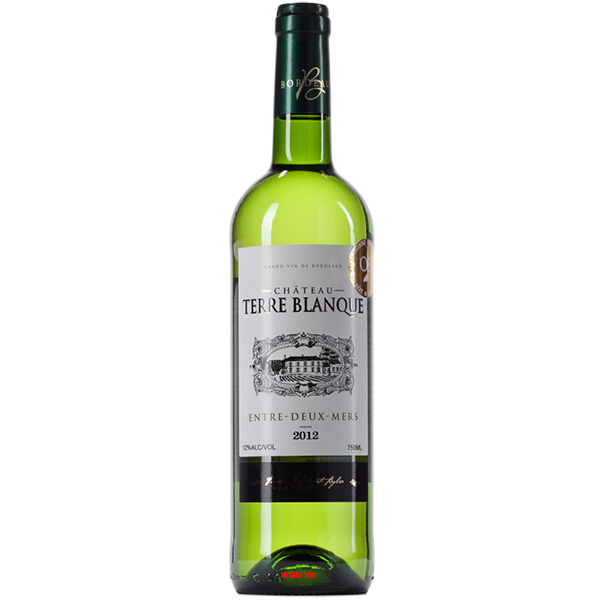 Rượu Vang Trắng Chateau Terre Blanque