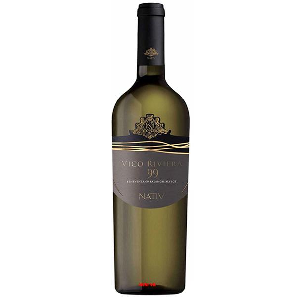 Rượu Vang Vico Riviera 99 Nativ