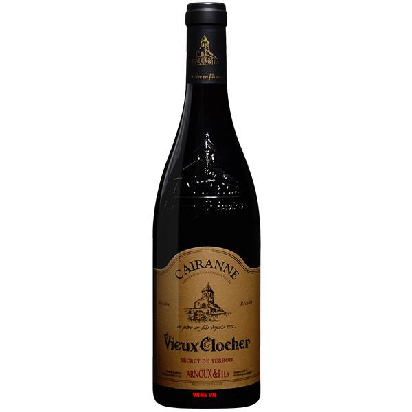 Rượu Vang Vieux Clocher Cairanne