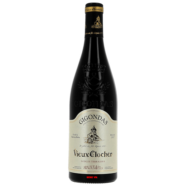 Rượu Vang Vieux Clocher Gigondas