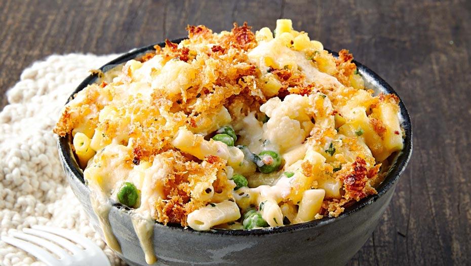 Mì Macaroni và phô mai