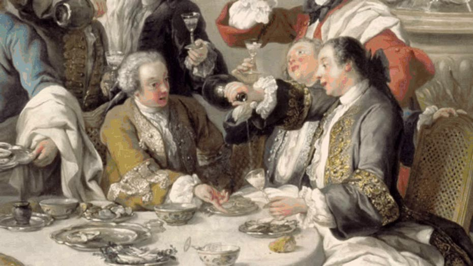 Lịch sử của Champagne