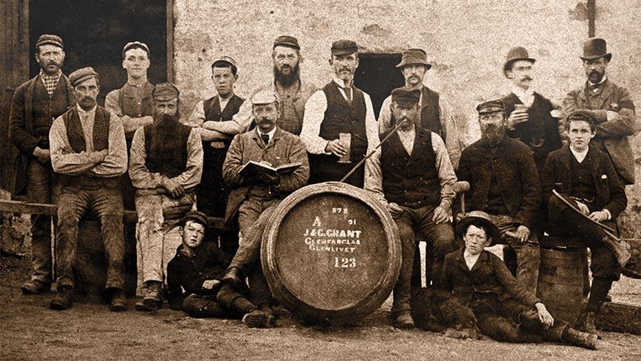 lịch sử của rượu Whisky