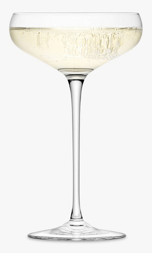 ly champagne coupe
