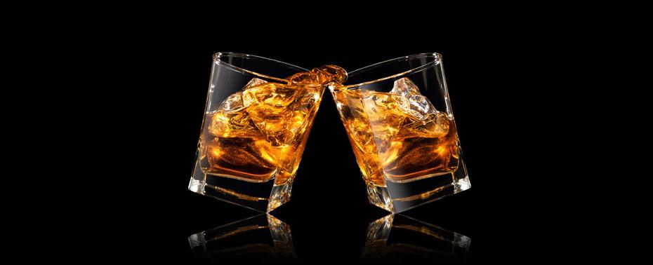 ly uống rượu Whisky