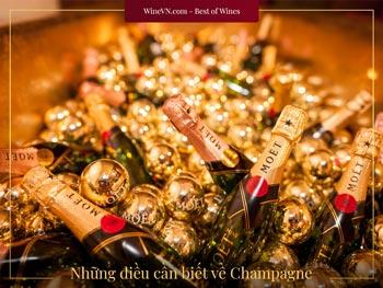 những điều cần biết về Champagne thumbnail