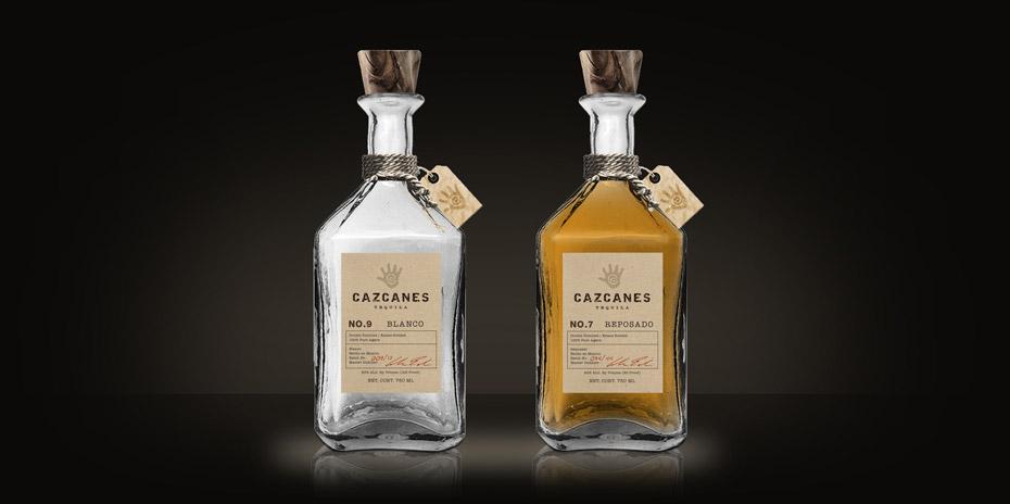 Cazcanes No. 9 Blanco