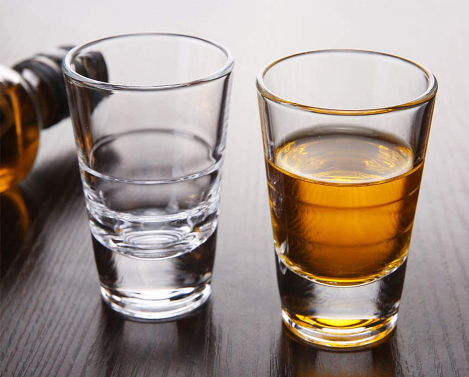 Shot Glass Whisky
