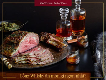 uống Whisky ăn món gì ngon nhất thumbnail