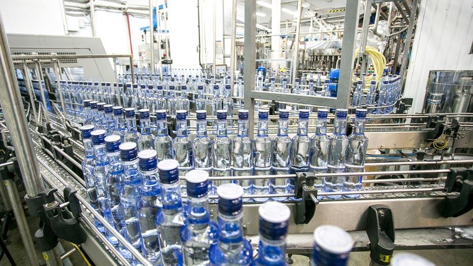 vodka được chế biến thế nào
