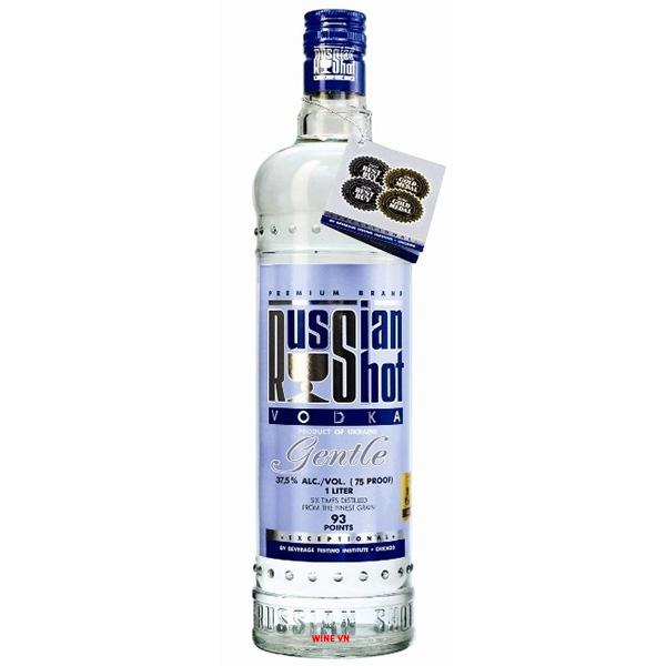 Rượu Russian Shot Vodka