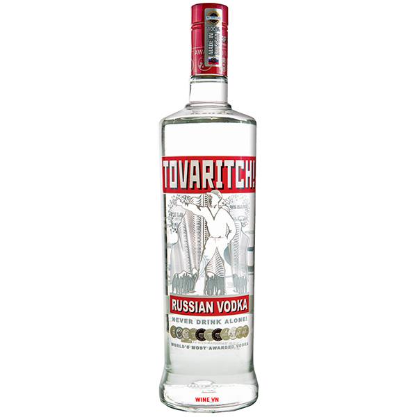 Rượu Tovaritch Russian Vodka