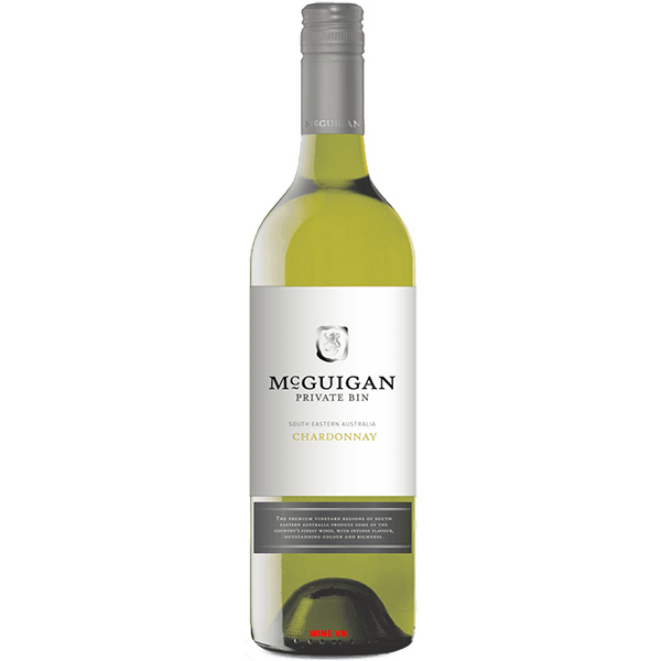 Rượu Vang ÚC McGuigan Private Bin Chardonnay