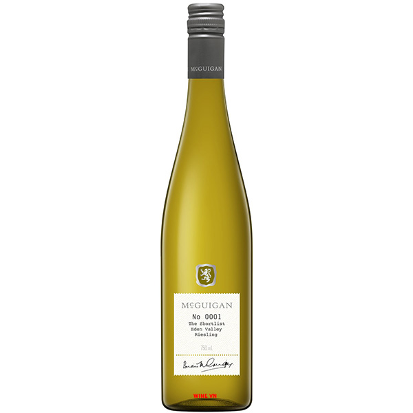 Rượu Vang ÚC McGuigan The Shortlist Riesling