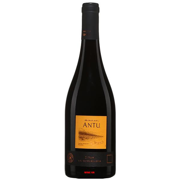 Rượu Vang Antu ShirazMontgras
