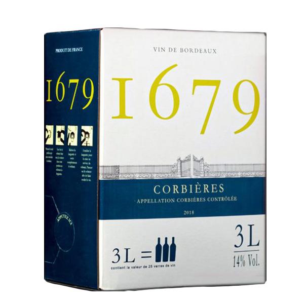 Rượu Vang Bịch I679 Corbieres