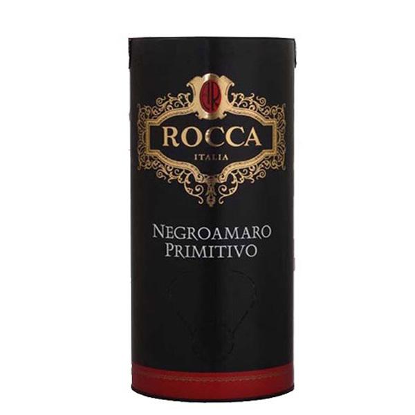 Rượu Vang Bịch Rocca Negroamaro - Primitivo