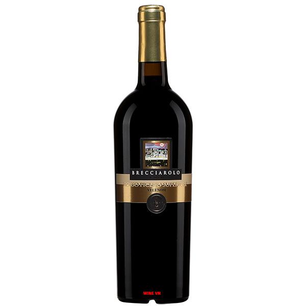 Rượu Vang Brecciarolo Gold Velenosi
