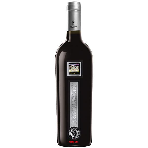 Rượu Vang Brecciarolo Silver