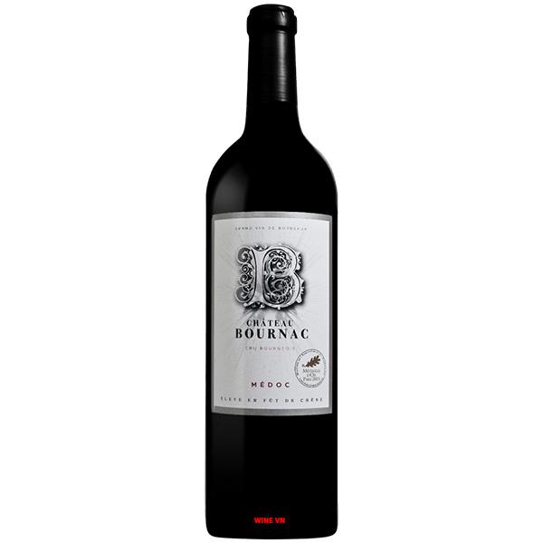 Rượu Vang Chateau Bournac Medoc