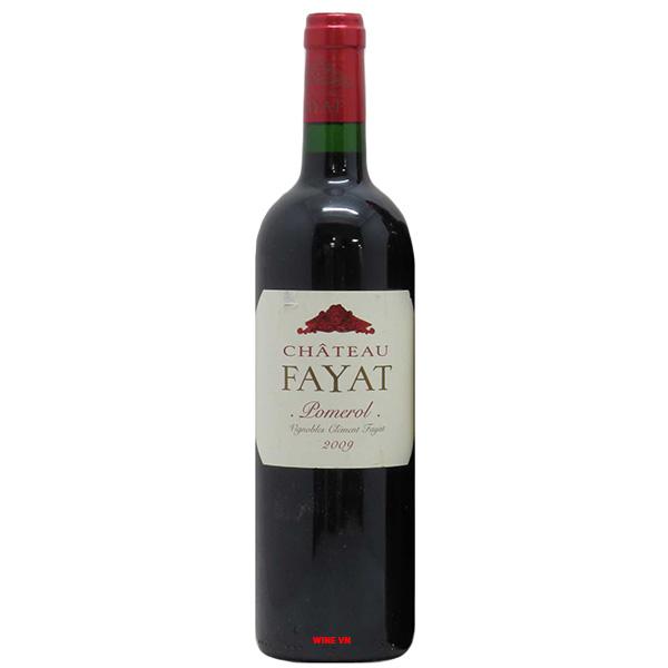 Rượu Vang Chateau Fayat Pomerol