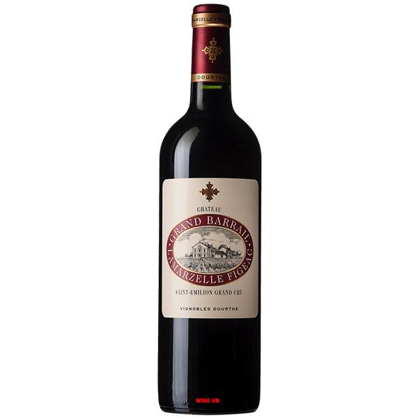 Rượu Vang Chateau Grand Barrail Lamarzelle Figeac