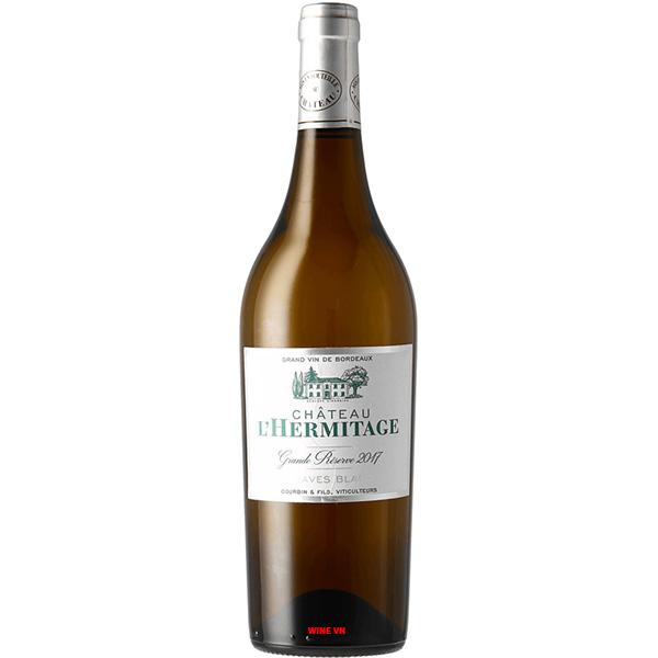Rượu Vang Chateau L'Hermitage