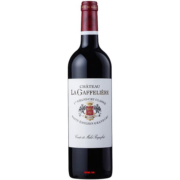 Rượu Vang Chateau La Gaffeliere