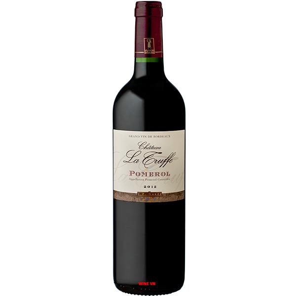Rượu Vang Chateau La Truffe Pomerol