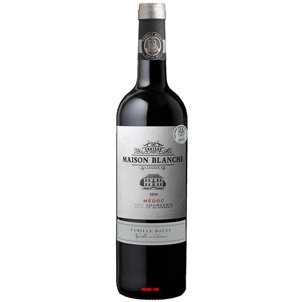 Rượu Vang Chateau Maison Blanche