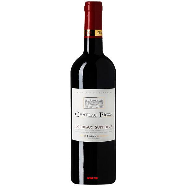 Rượu Vang Chateau Picon Bordeaux