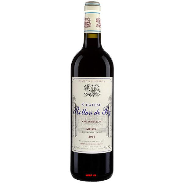 Rượu Vang Chateau Rollan De By Cru Bourgeois
