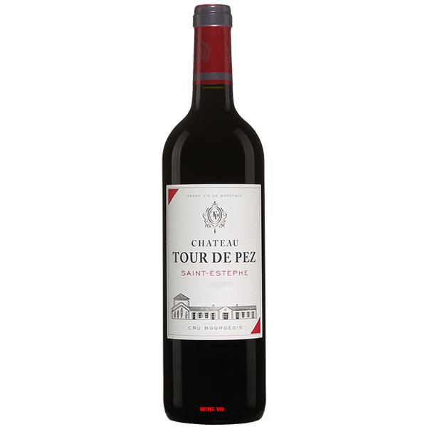 Rượu Vang Chateau Tour De Pez