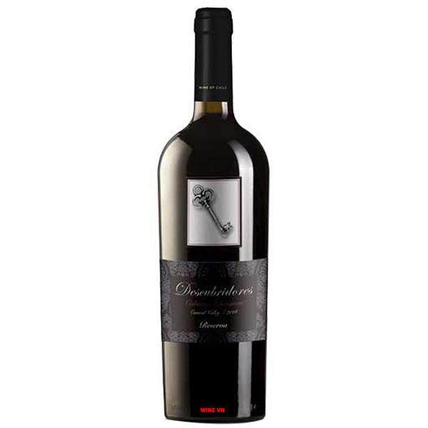 Rượu Vang Descubridores Reserva Cabernet Sauvignon