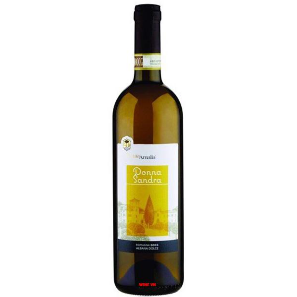 Rượu Vang Donna Sandra