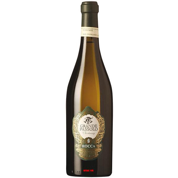 Rượu Vang Grande Passolo Chardonnay