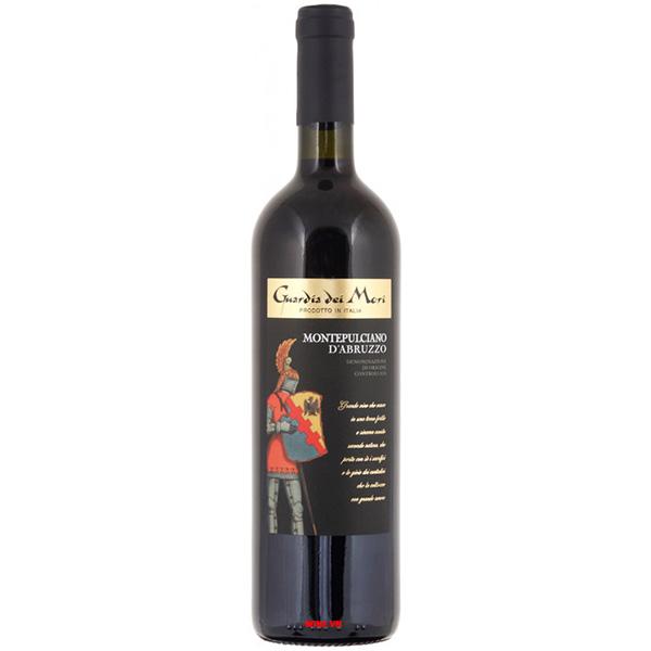 Rượu Vang Guardia Dei Mori Montepulciano d'Abruzzo