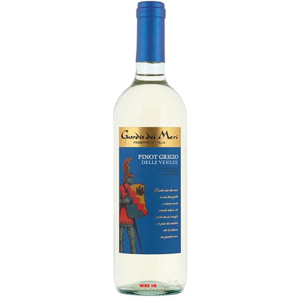 Rượu Vang Guardia Dei Mori Pinot Grigio